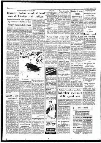 Rotterdamsch Parool / De Schiedammer 1955-01-11