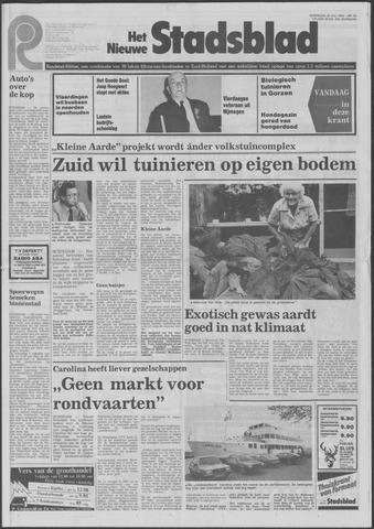 Het Nieuwe Stadsblad 1984-07-25