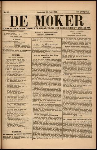 De Moker 1910-06-18