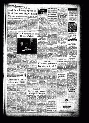Rotterdamsch Parool / De Schiedammer 1961-03-14