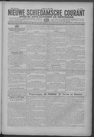 Nieuwe Schiedamsche Courant 1925-04-24