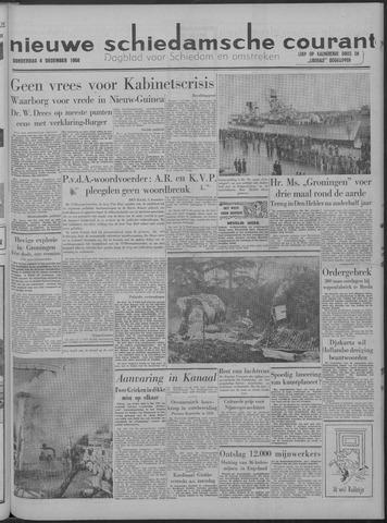 Nieuwe Schiedamsche Courant 1958-12-04