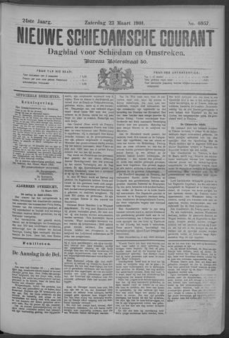 Nieuwe Schiedamsche Courant 1901-03-23