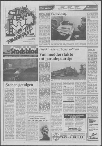 Het Nieuwe Stadsblad 1988-02-19