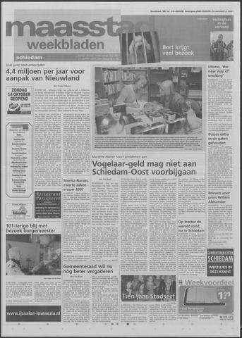 Maaspost / Maasstad / Maasstad Pers 2007-10-10