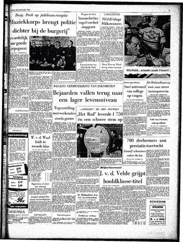 Rotterdamsch Parool / De Schiedammer 1963-01-28