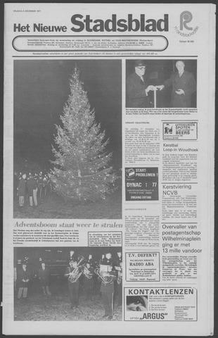Het Nieuwe Stadsblad 1977-12-09