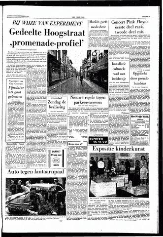 Het Vrije volk 1969-09-20