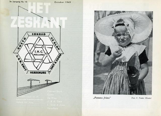 Het Zeskant 1949-10-01