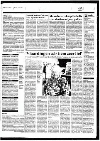 Rotterdamsch Nieuwsblad / Schiedamsche Courant / Rotterdams Dagblad / Waterweg / Algemeen Dagblad 1993-10-13