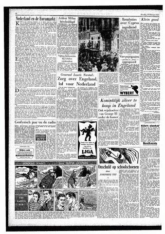 Rotterdamsch Parool / De Schiedammer 1957-02-19