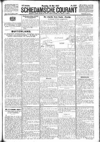 Schiedamsche Courant 1927-05-23