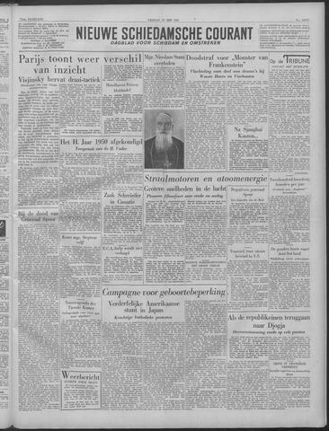 Nieuwe Schiedamsche Courant 1949-05-27