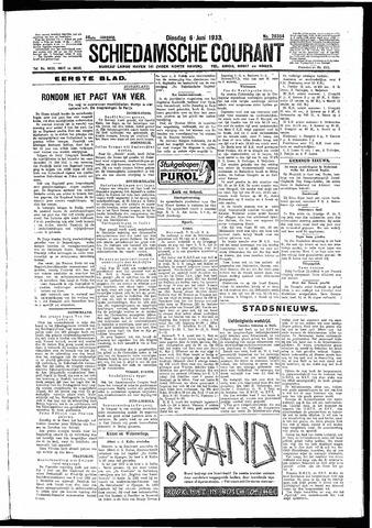 Schiedamsche Courant 1933-06-06