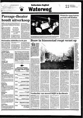Rotterdamsch Nieuwsblad / Schiedamsche Courant / Rotterdams Dagblad / Waterweg / Algemeen Dagblad 1993-12-29
