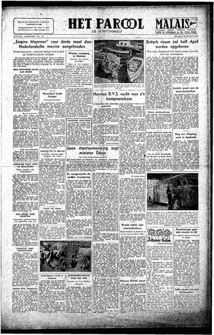 Rotterdamsch Parool / De Schiedammer 1947-03-28