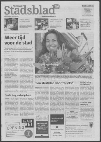 Het Nieuwe Stadsblad 2013-02-27