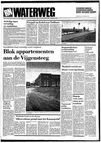 Rotterdamsch Nieuwsblad / Schiedamsche Courant / Rotterdams Dagblad / Waterweg / Algemeen Dagblad 1987-11-25