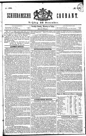 Schiedamsche Courant 1866-12-28