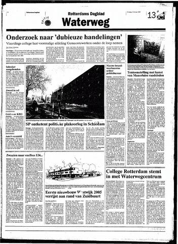 Rotterdamsch Nieuwsblad / Schiedamsche Courant / Rotterdams Dagblad / Waterweg / Algemeen Dagblad 1998-02-17
