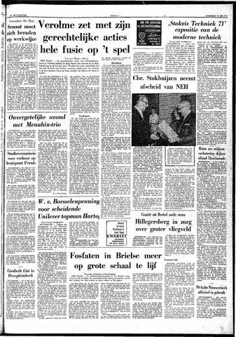Trouw / De Rotterdammer 1971-05-12