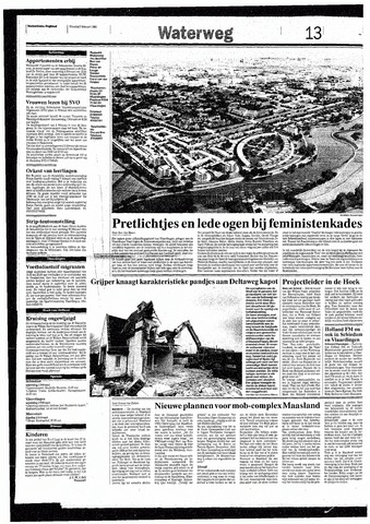 Rotterdamsch Nieuwsblad / Schiedamsche Courant / Rotterdams Dagblad / Waterweg / Algemeen Dagblad 1993-02-02