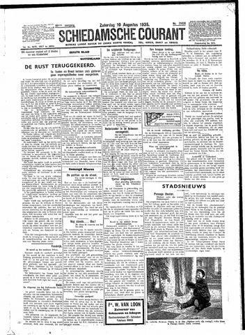Schiedamsche Courant 1935-08-10