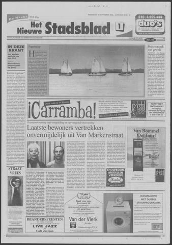 Het Nieuwe Stadsblad 2000-09-20