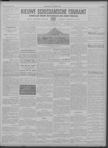 Nieuwe Schiedamsche Courant 1933-04-22