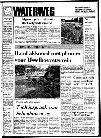 Rotterdamsch Nieuwsblad / Schiedamsche Courant / Rotterdams Dagblad / Waterweg / Algemeen Dagblad 1983-09-08