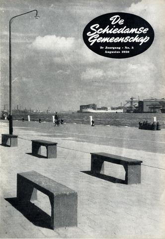 Schiedamse Gemeenschap (tijdschrift) 1950-08-01
