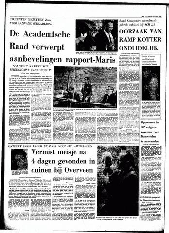 Rotterdamsch Parool / De Schiedammer 1968-06-24