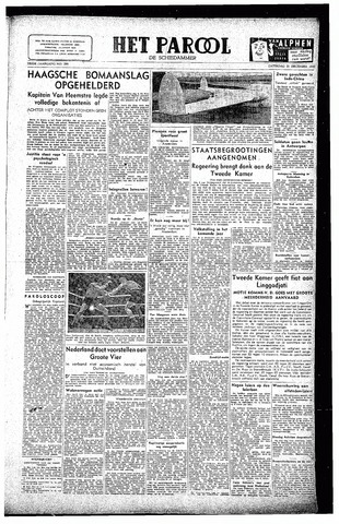 Rotterdamsch Parool / De Schiedammer 1946-12-21