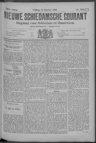 Nieuwe Schiedamsche Courant 1901-10-11