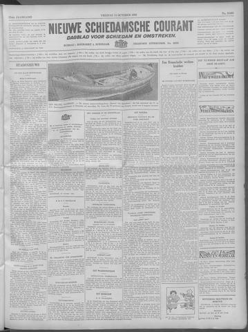 Nieuwe Schiedamsche Courant 1932-10-14