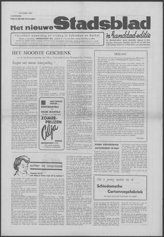 Het Nieuwe Stadsblad 1963-09-11