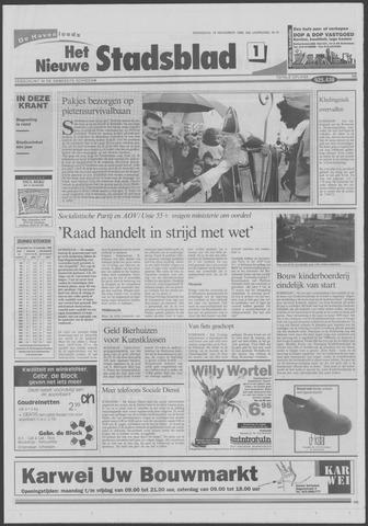 Het Nieuwe Stadsblad 1998-11-18