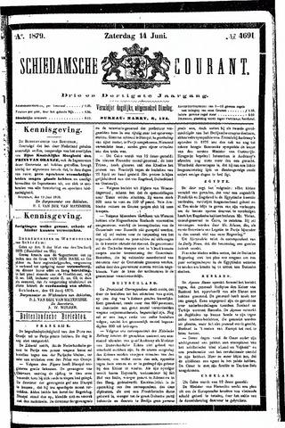Schiedamsche Courant 1879-06-14