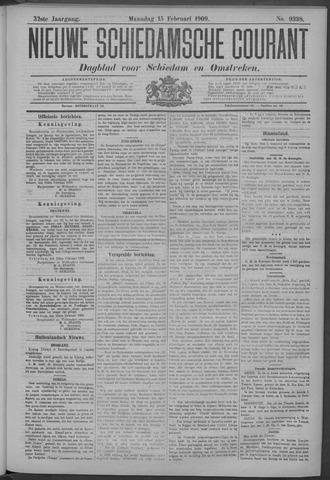 Nieuwe Schiedamsche Courant 1909-02-15