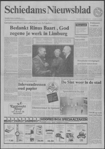 Schiedams Nieuwsblad 1978-11-29