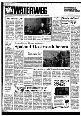 Rotterdamsch Nieuwsblad / Schiedamsche Courant / Rotterdams Dagblad / Waterweg / Algemeen Dagblad 1987-09-01