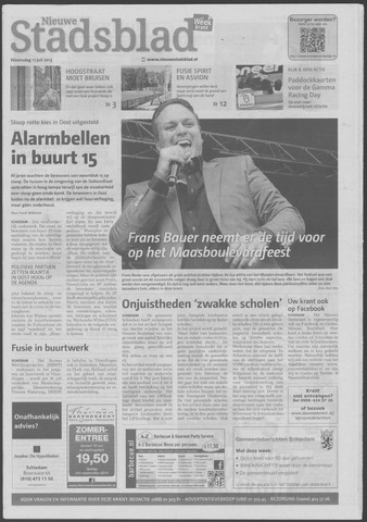 Het Nieuwe Stadsblad 2013-07-17