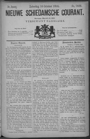 Nieuwe Schiedamsche Courant 1886-10-16