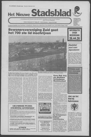 Het Nieuwe Stadsblad 1979-02-09