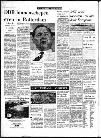 Rotterdamsch Parool / De Schiedammer 1968-07-03