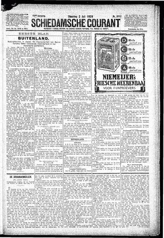 Schiedamsche Courant 1929-07-02