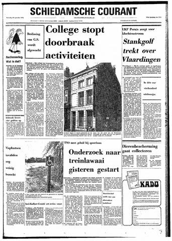 Rotterdamsch Nieuwsblad / Schiedamsche Courant / Rotterdams Dagblad / Waterweg / Algemeen Dagblad 1974-09-18