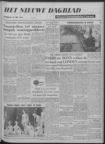 Nieuwe Schiedamsche Courant 1962-05-12