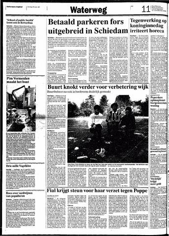 Rotterdamsch Nieuwsblad / Schiedamsche Courant / Rotterdams Dagblad / Waterweg / Algemeen Dagblad 1991-04-30