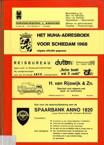 Adresboeken 1968-01-01